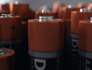 DURACELL - 3D Animation